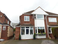 semi detached home for sale in Coniston Road, Streetly...