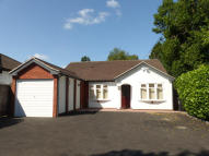 Detached Bungalow in Chester Road, Streetly...