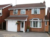 4 bed Detached property for sale in Cheadle Drive...
