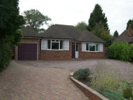Detached Bungalow for sale in Jervis Crescent...