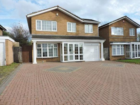 5 Bedroom Detached House For Sale In Hamstead Hall Road