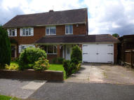 3 bedroom semi detached home in Willow Road, Great Barr...