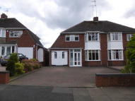 3 bed semi detached house in Pear Tree Road...