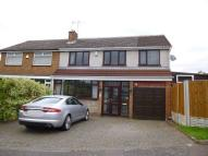 4 bedroom semi detached home in Sycamore Road...
