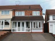 3 bed semi detached property in Comsey Road, Great Barr...