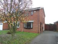 2 bedroom semi detached property in Grebe Close, Erdington...