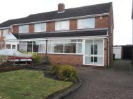 3 bed semi detached house to rent in Hillside Drive, Streetly...
