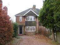 Longwood Road semi detached house to rent