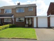 3 bed semi detached house in Stratford Drive...
