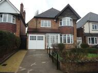 4 bedroom Detached house in Ivy Road, Boldmere...
