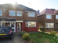 semi detached property in Tyndale Crescent...