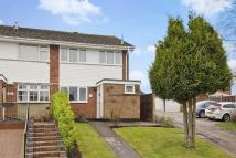 semi detached home in Redwood Drive, Burntwood...