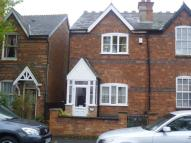 Tower Road semi detached house to rent