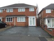 semi detached house to rent in 51 Amblecote Avenue...