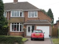 semi detached house to rent in Ferndale Road...