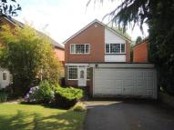 Tintern Close Detached house to rent