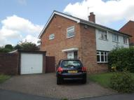 3 bedroom semi detached house in Limetree Road, Streetly...