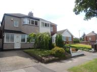 3 bed semi detached home to rent in Courtenay Road...