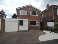 3 bedroom Detached property to rent in Frederick Road, Boldmere...