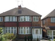 College Road semi detached house to rent