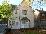 3 bed Detached home in Lichfield Road...