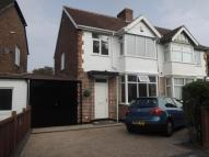 3 bedroom semi detached home to rent in Douay Road, Wylde Green...