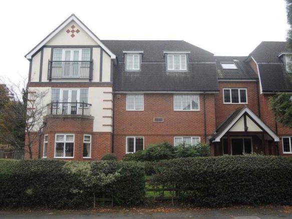 Property For Sale Burnett Road Streetly