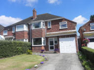 semi detached house in Eastleigh Croft, Walmley...