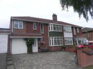 4 bed semi detached property in Rosslyn Road, Walmley...