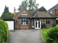 3 bedroom Detached Bungalow for sale in Penns Lane, Walmley...