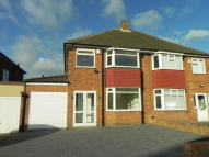 3 bed semi detached home in Blakesley Close...