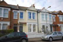 Terraced home in Farlow Road, Putney...