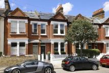 4 bed Terraced home in Farlow Road, Putney