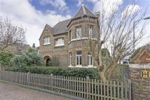 Detached house in Oxford Road, Putney...
