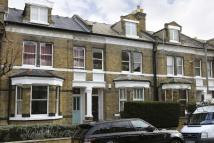 Terraced property for sale in Santos Road, London