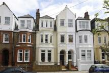 Terraced house in Schubert Road, Putney...