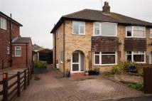 3 bedroom semi detached home in Princess Avenue...