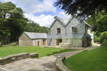 8 bed home for sale in Challacombe, Devon