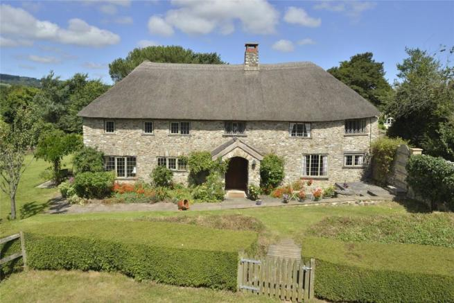4 Bedroom Detached House For Sale In Yarcombe Honiton