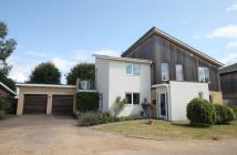 4 bed Detached property for sale in The Willows, Highfields...