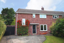 3 bedroom semi detached home in Redfern Close