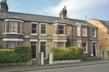 Terraced home in Warkworth Street...