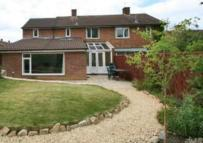 semi detached property in Ambleside Drive...