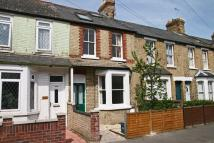Terraced property in Howard Street, Oxford