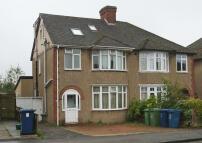 House Share in Wharton Road, Headington...
