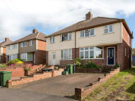 semi detached house in Chestnut Road, Botley