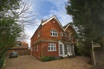 Detached home for sale in Grafham, Bramley...