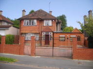 Gravel Hill Detached house to rent