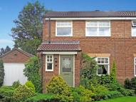 semi detached property in Chase Garth Road...