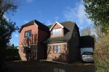 4 bed Detached property in Brimshott Lane, Chobham
